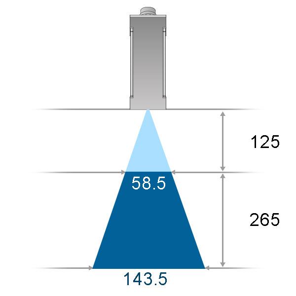 Laser-25xx-100mm-BL