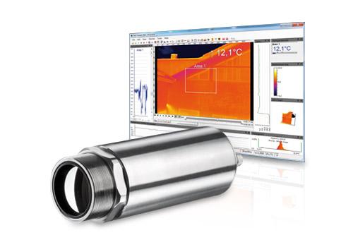 Compact OEM thermal imaging camera