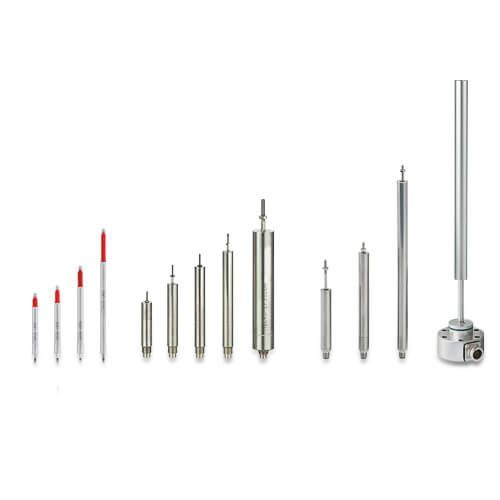 Inductive sensors (LVDT) and gauges