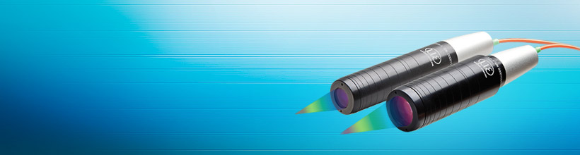 Confocal sensors with extreme precision