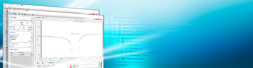 Software for configuration and evaluation