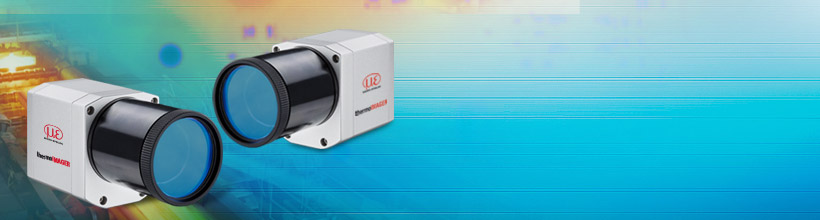 Thermal imaging cameras for the metal industry